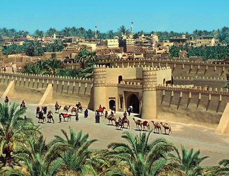 عکس و دیدنی های تاریخی کوفه